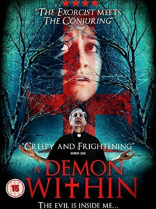 A Demon Within, starring Barbizon Socal alum Patricia Ashley, was released to Amazon UK and will soon be release in the US