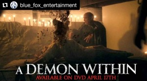 A Demon Within starring Patricial Ashley, Barbizon socal alum, was released on DVD