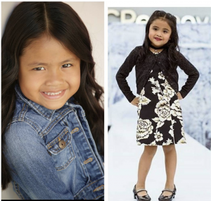 Abigail Custodio, Barbizon Socal alum, signed with Discover Inc Management and Mavrick Artists Agency Los Angeles