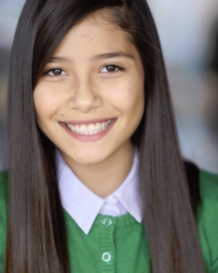 Adrianna Amaya, Barbizon of Ft. Worth alum, signed with Talent Ink. and LB Talent in Los Angeles