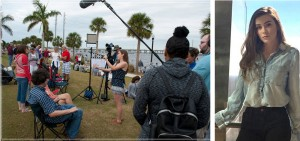Adrienne Gossett, Barbizon of Atlanta grad, was featured in the film Choices and Chances with The Other West Coast Motion Media Productions.