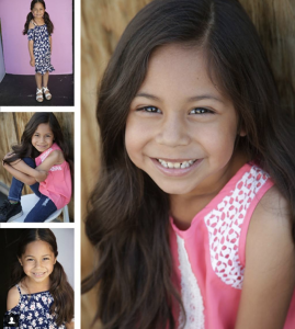 Amy Palomino, Barbizon Socal grad, signed with Mavrick Artists Agency Los Angeles