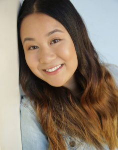 Amy Tran signed with Talent Hunters Agency for commercials, TV and film