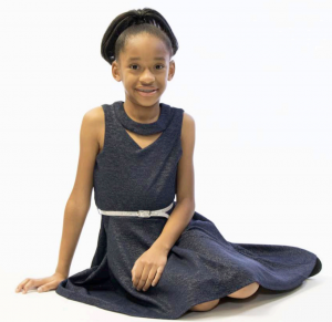 Arianna Hardy, Barbizon of Atlanta alum, signed with BNA Kids and Actors Choice Agency