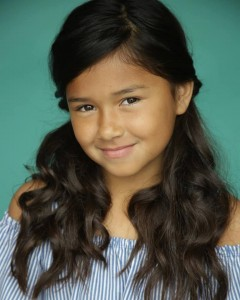 Arielle Guizar, Barbizon Socal alum, signed with ABA Talent Agency