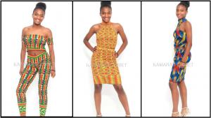 Ashanti Simmons Kamara's Closet photoshoot