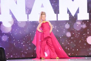 Ava Franzen, Barbizon Southwest grad, competed at Nationals in California for the National American Miss pageant and won Top 10 in her Runway:Actress competitions