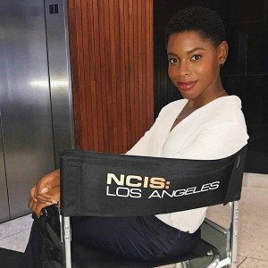 Barbizon Atlanta grad Chelsea Harris starred in an episode of NCIS LA