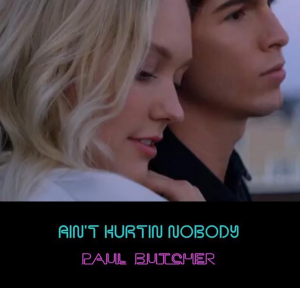 Barbizon Chicago alum Andrea Susan Bush stars in Paul Butcher's new music video, Ain't Nobody Hurtin