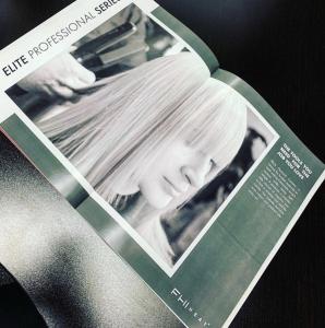 Barbizon Chicago grad Katrina Hunter modeled for FHI Heat
