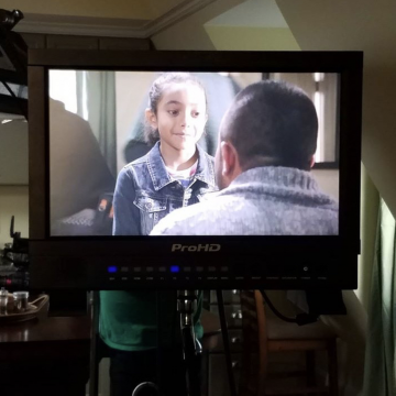 Barbizon Chique alum Malia booked a role in her first TV pilot