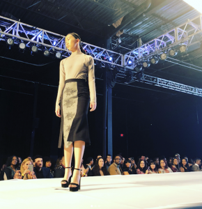Barbizon Chique models walked in Philly Fashion Week3