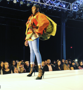 Barbizon Chique models walked in Philly Fashion Week4