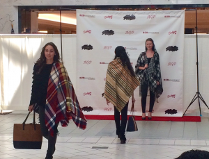 Barbizon Chique models walked in the Moorestown Mall Back To School Fashion Show2
