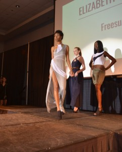 Barbizon Chique models walked in the Synergy UD Fashion Show 2018