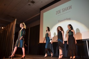 Barbizon Chique models walked in the Synergy UD Fashion Show 20182