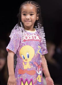 Barbizon Chique models walked the runways of Atlanta City Fashion Week2