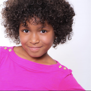 Barbizon Graduate Ariel booked a role in the TV short My Christmas Grandpa