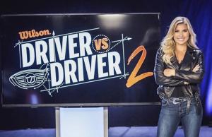 Barbizon Harrisburg alum Melanie Collins hosted Driver vs. Driver 2 on Golf Channel