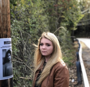 Barbizon Harrisburg grad Samantha Dyer is filming the independent film Hide