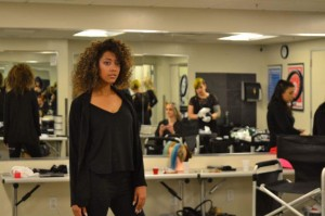 Barbizon Hollywood graduate Heather booked a Paul Mitchell show
