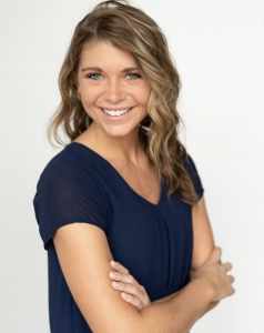 Barbizon Indianapolis grad Jessica McLane booked the featured role of Goldilocks in a commercial for Pal's Sudden Service Fast Food Restaurant