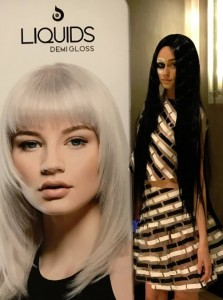 Barbizon Lafayette grad Hannah Lea booked a L'ANZA hair show