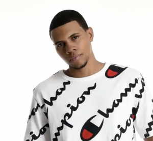 Barbizon Manhattan grad Gerald modeled for Foot Locker
