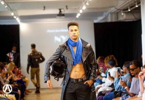 Barbizon Manhattan grad Kindi walked in New York Fashion Week