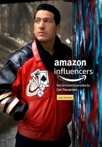 Barbizon Midwest alum Andre Bellos booked a print campaign for Amazon