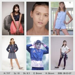 Barbizon Model Alum Francesca Sadek 10