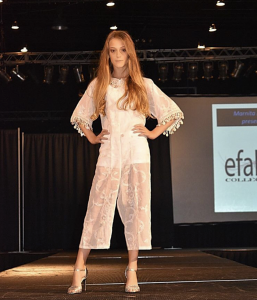 Barbizon New Orleans alumni Sophia and Nicole Sluyter walked the runway for EFABB Collection's Beauty On The Bluff fashion show1