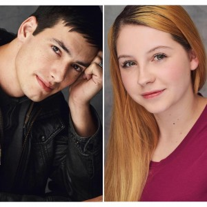 Barbizon PA actors Michael Sheffield and Sarah Toland booked roles and filmed for the Sony movie The Untitled Pickle Project