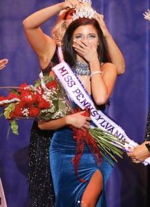Barbizon PA alum Madison Kunst was crowned Miss PA Internationa