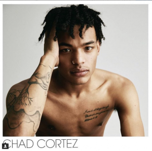 Barbizon PA grad Chad Cortez signed with New York Models and LA Models
