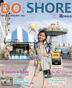 Barbizon Red Bank grad booked the cover of Do The Shore
