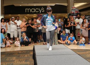 Barbizon Red Bank kid models walked in the Back to School Bash Fashion Show at Ocean County Mall2