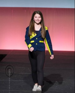 Barbizon Red Bank kids walked the runway in the Ready to Wear Fashion Show2