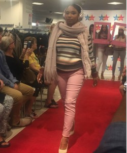 Barbizon Red Bank models walked at the Macy's for Fashion Show on the red carpet at the Ocean County Mall3