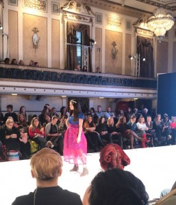 Barbizon Red Bank models walked in New York Fashion Week 20181