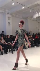 Barbizon Red Bank models walked in New York Fashion Week 20182