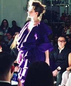 Barbizon Red Bank models walked in New York Fashion Week 20183