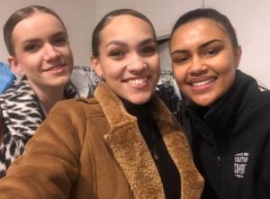 Barbizon Red Bank models walked in New York Fashion Week