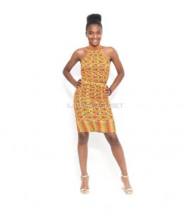 Barbizon Rochester grad Ashanti Simmons modeled for Kamara's Closet