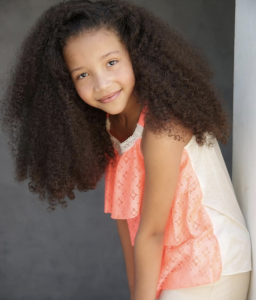 Barbizon Socal Grad Mya Harrell signed with Bella Agency Los Angeles for commercial, TV and print