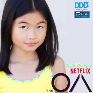 Barbizon Socal Grad Viani Wong booked a role on the new season of The OA