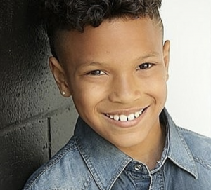 Barbizon Socal alum Alijah C. booked a commercial