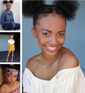 Barbizon Socal alum Dominique Fields signed with UPMT Talent Agency
