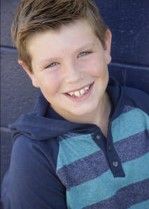 Barbizon Socal alum Jack Rolish signed with HRi Talent Agency, Youth Division