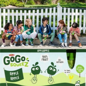 Barbizon Socal alum Jazlynne Williams can be seen in a new print ad for GoGo Squeez